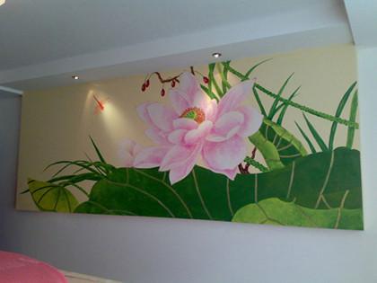 墙体绘画的应用领域和用途