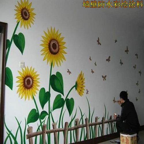 餐厅设计成墙体彩绘,画出来成本高吗?
