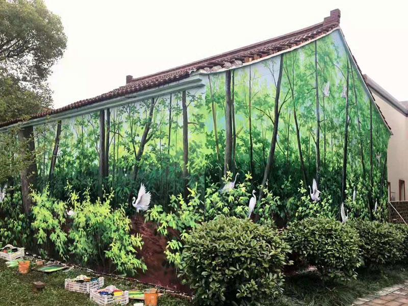 如何做好墙绘设计?墙绘设计要素与注意事项!