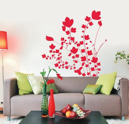墙体彩绘的色彩设计