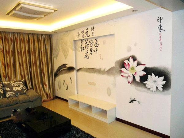 在进行墙绘的时候,应该注意到哪些问题呢