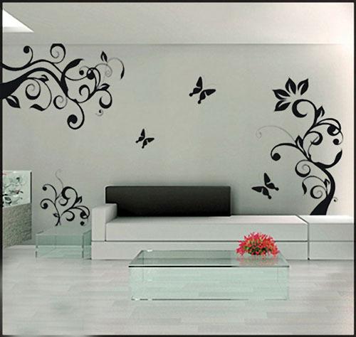 电视背景装饰墙是居室装饰的重点之一