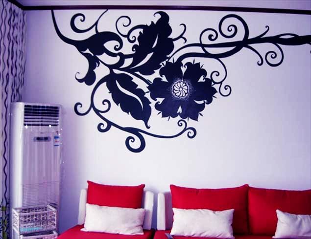墙绘壁画的历史