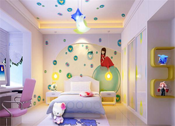 手绘墙材料的选择 设计氛围与手绘墙之间的协调
