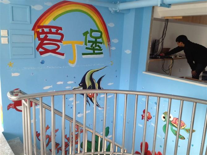 南昌幼儿园墙体彩绘,南昌墙体涂鸦,南昌涂鸦墙体,南昌墙体绘画