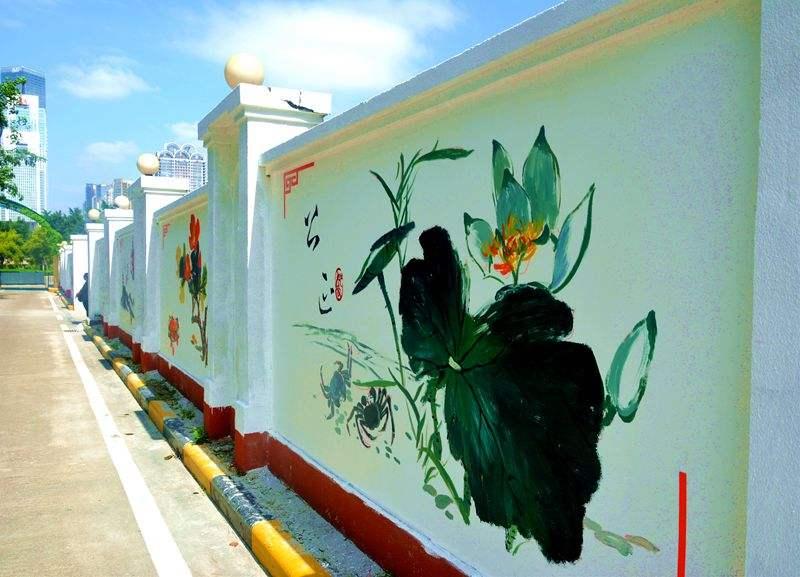 南昌喷绘公司,南昌墙面彩绘,南昌彩绘墙面,南昌手绘墙体画,南昌墙体画