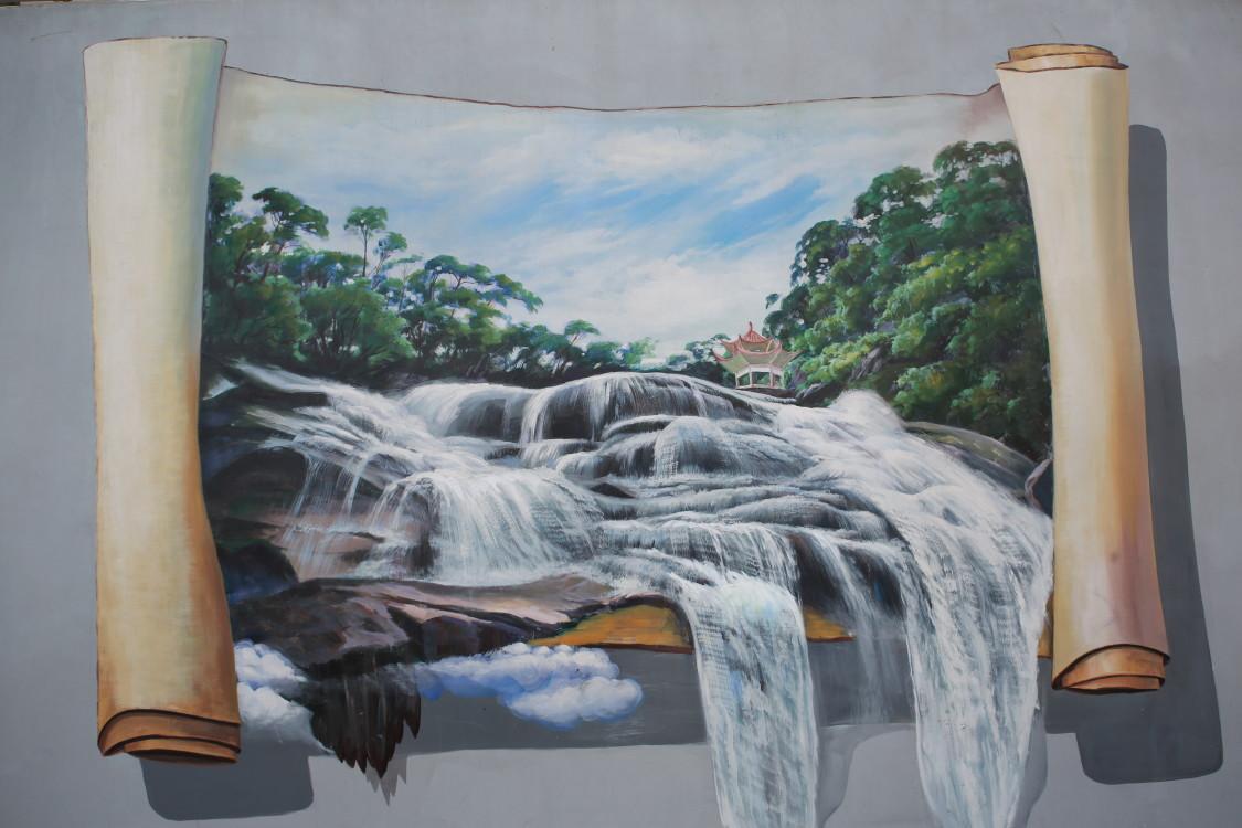 南昌壁画手绘,南昌彩绘3d立体画,南昌墙体画手绘,南昌幼儿园彩绘墙面