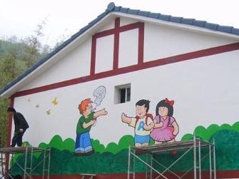 南昌壁画墙绘,南昌墙体彩绘公司,南昌墙体彩绘手绘,南昌墙上绘画